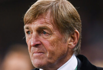 Liverpool legend Dalglish has COVID-19