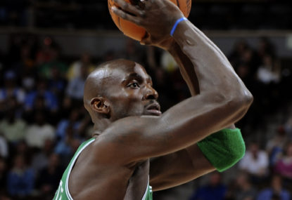 Kevin Garnett changes history: 2008-09 Boston Celtics in review
