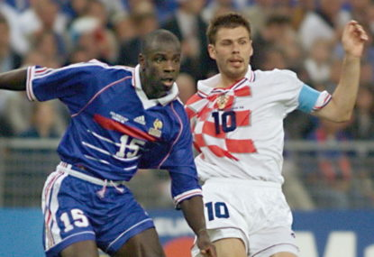 The legend of Lilian Thuram