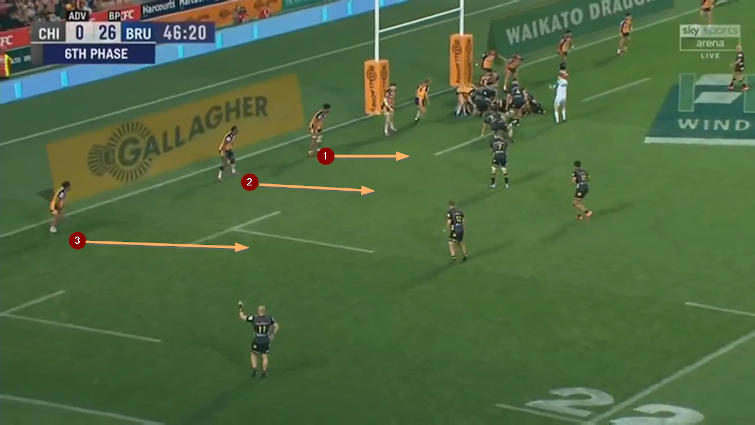 brumbies goalline defence