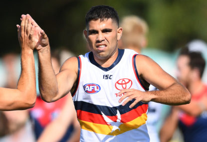 Crows stand down Stengle over third off-field incident
