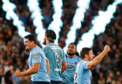 The Australian Super Rugby Championship XV challenge
