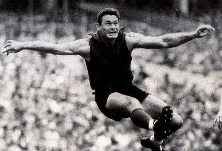 Ron Barassi in 1964