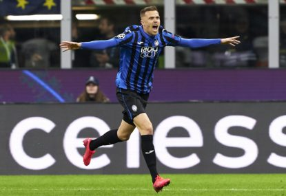 Josip Ilicic: The most underrated player in world football