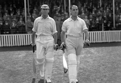 Pick The Roar's greatest Ashes XI of all time: Jack Hobbs vs Herbert Sutcliffe