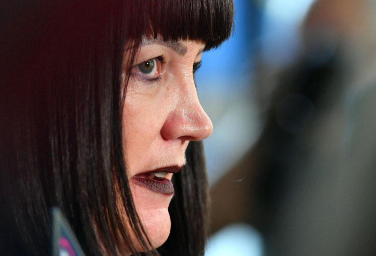 Former Rugby Australia CEO Raelene Castle