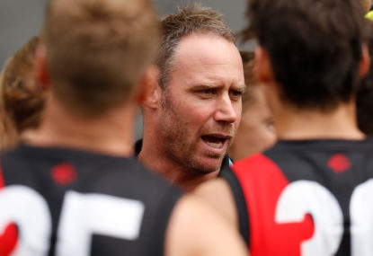 Four burning questions for Essendon ahead of the AFL restart
