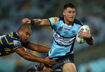 Could Bronson Xerri make it back in the NRL?