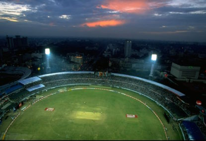 My memories of cricket in the Dacca Stadium: Part 1