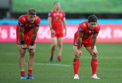 Brisbane are 2020's biggest disappointment, but the Dragons are not far behind