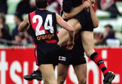 From the vault: AFL Round 9