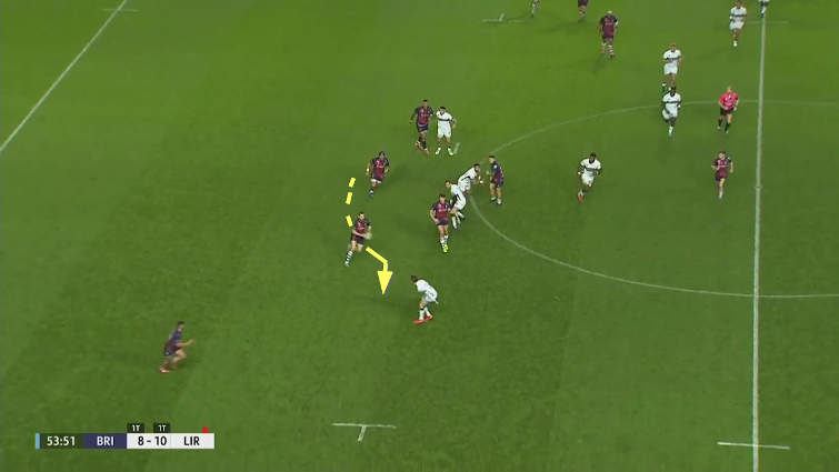 luke morahan counter attack