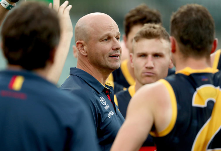 Matthew Nicks, Senior Coach of the Crows