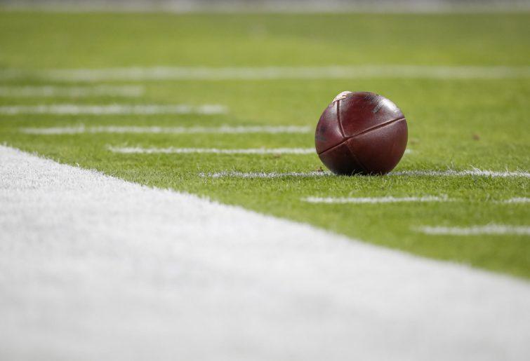 NFL American football ball