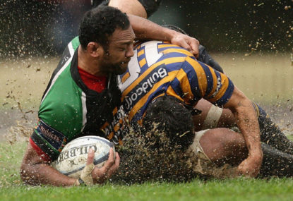 A national club competition: Australian rugby going it alone