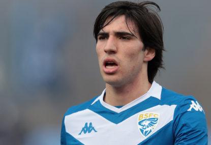 Sandro Tonali: Heir to Pirlo's throne?