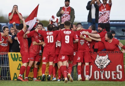 The 12 teams that should form the A-League's second division