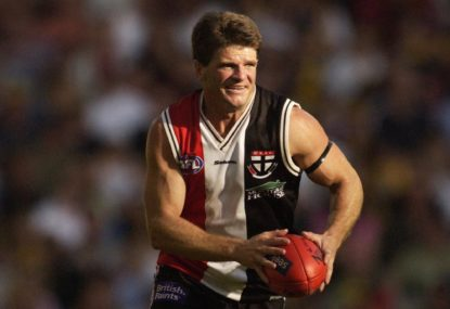 The AFL all-time great alphabet teams: The wrap-up
