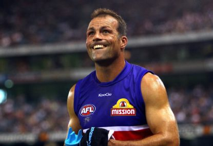 AFL top 100: The champions of Western Bulldogs