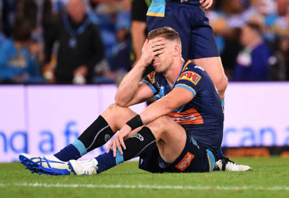 Cartwright can say no to his flu shot, but the NRL should say no to him