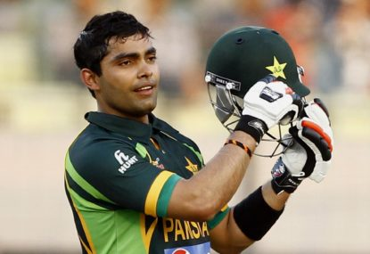 Umar Akmal: Another wasted talent