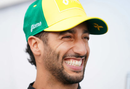 Ricciardo rolls Renault for make-or-break McLaren move