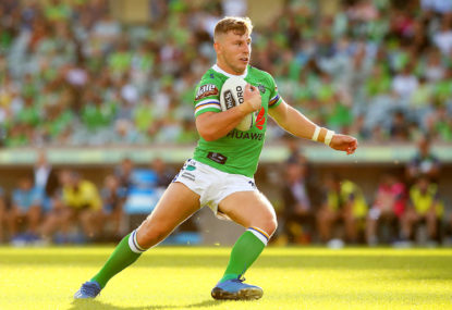 Canberra Raiders vs South Sydney Rabbitohs: NRL live scores, blog