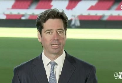 AFL outlines how footy will return
