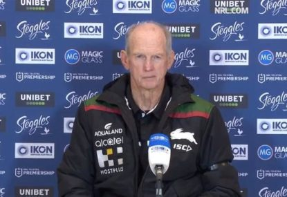 Wayne Bennett's frosty response to questions about Latrell Mitchell