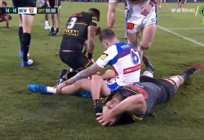 Every butchered chance from the Knights and the Panthers' golden point thriller