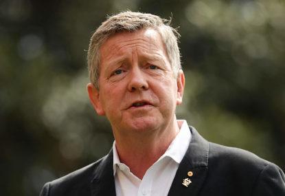 AOC boss Matt Carroll sad for rugby's demise
