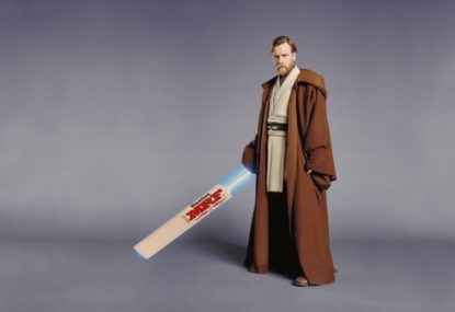 The Star Wars club cricket XI