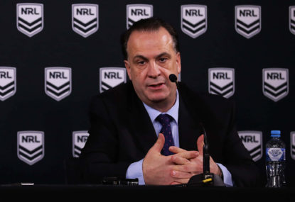 Australian Medical Association rubbishes NRL's crowd plans