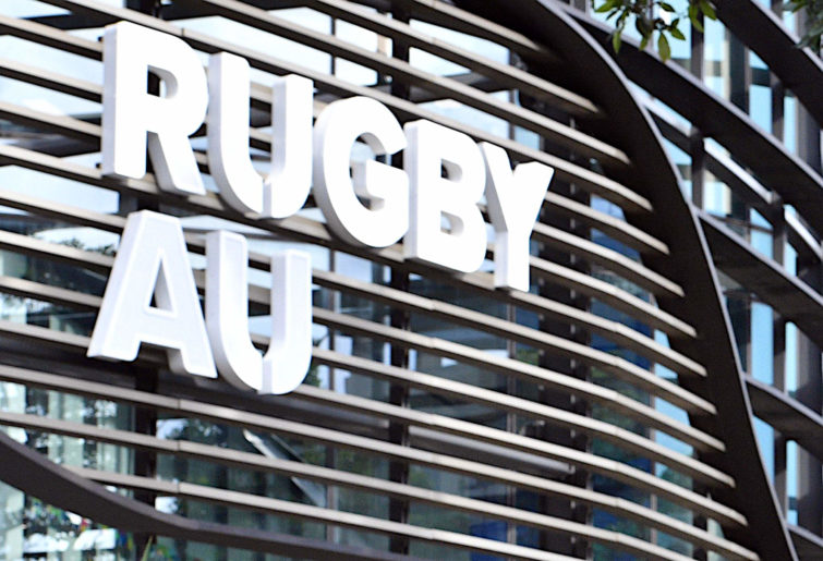 Rugby Australia headquarters