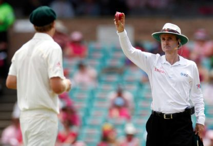 What makes a great cricket umpire?