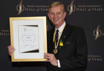 Dennis Cometti: Australia's greatest commentator