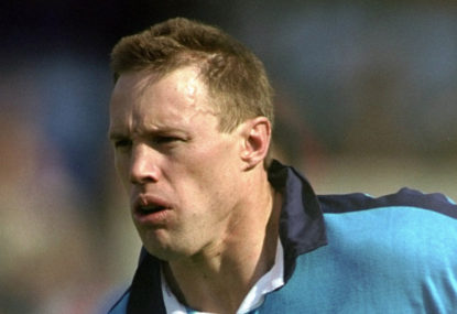 Super Rugby retrospectives: Alistair Murdoch