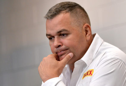 Anthony Seibold is on the way to Newcastle