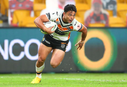 Alarm bells ring as Wests Tigers enter the top eight