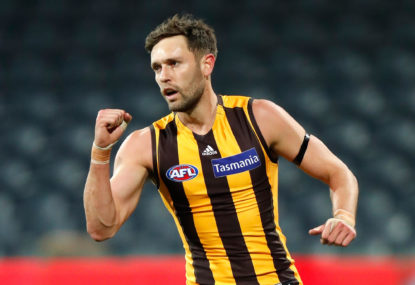 Believe it or not, more free kicks for Hawthorn won't fix footy