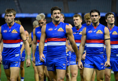 Trade and draft review: Bulldogs come out snarling
