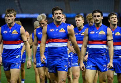 AFL top 100: Sydney versus Western Bulldogs