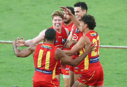 Suns given big boost as young star signs contract extension