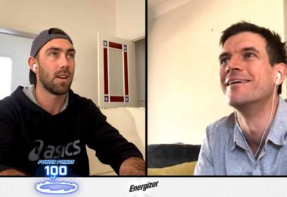 Energizer Extra Time: Glenn Maxwell's unique achievement in ODIs