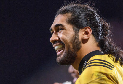 Michael Fatialofa leaves hospital after four months