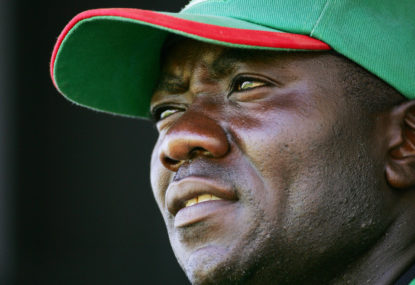 When Kenya defended 134 in an ODI