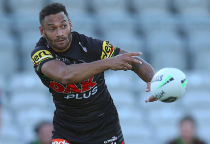Penrith Panthers vs New Zealand Warriors: NRL live scores