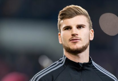 What has happened with Timo Werner?