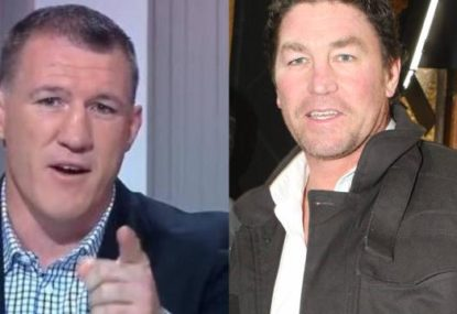 Grab the popcorn for this feud between Paul Gallen and Mark Carroll