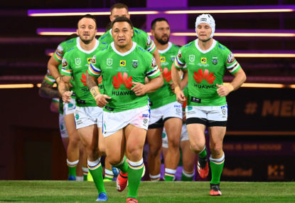 Picking my 2021 NRL top eight
